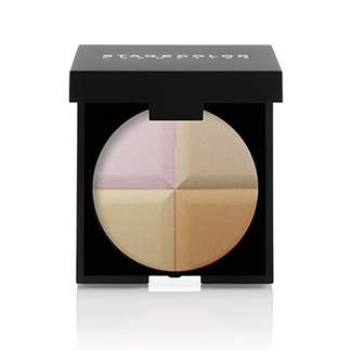 Beauty Compact Powder Multicolor