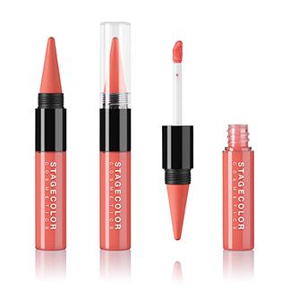 Lips Duo - Lipstick & Gloss Flamingo