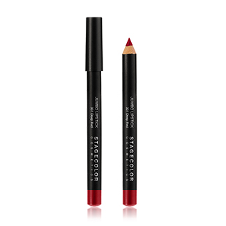 Jumbo Lipstick Deep Red